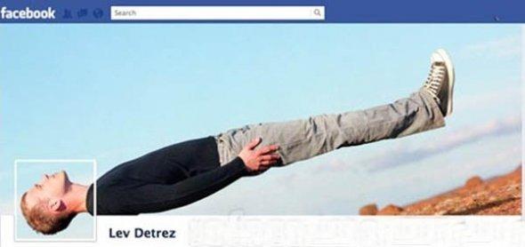Capas de Facebook nada comuns, completamente criativas e engraçadas. (1)