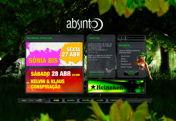 Sites e blogs feitos com o layout seguindo elementos da natureza e eco sustentabilidade (9)