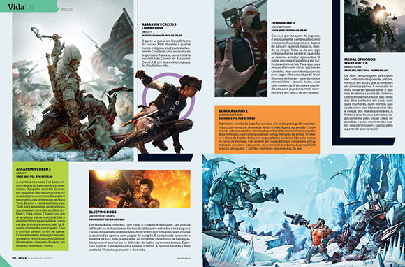 Inspire-se com estas fotos de layouts internos de revistas (10)
