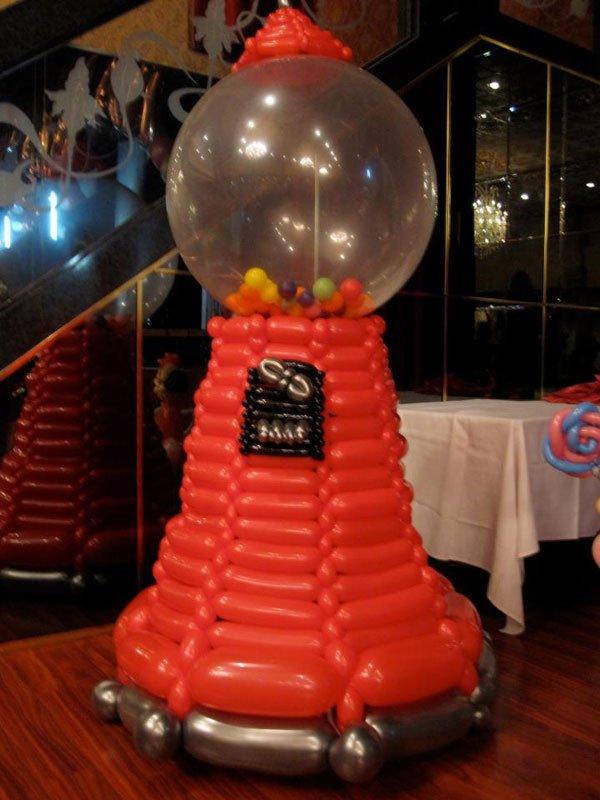 Artesanatos feitos com balões por Jason Secoda (7)