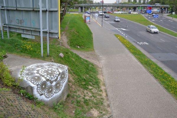 Arte Urbana super criativa feita por NeSpoon (3)